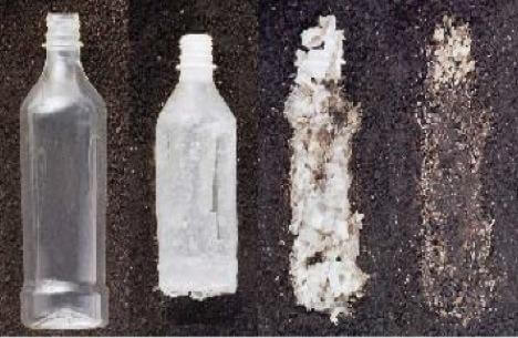 Oxibiodegradável - Fonte: Recicloteca
