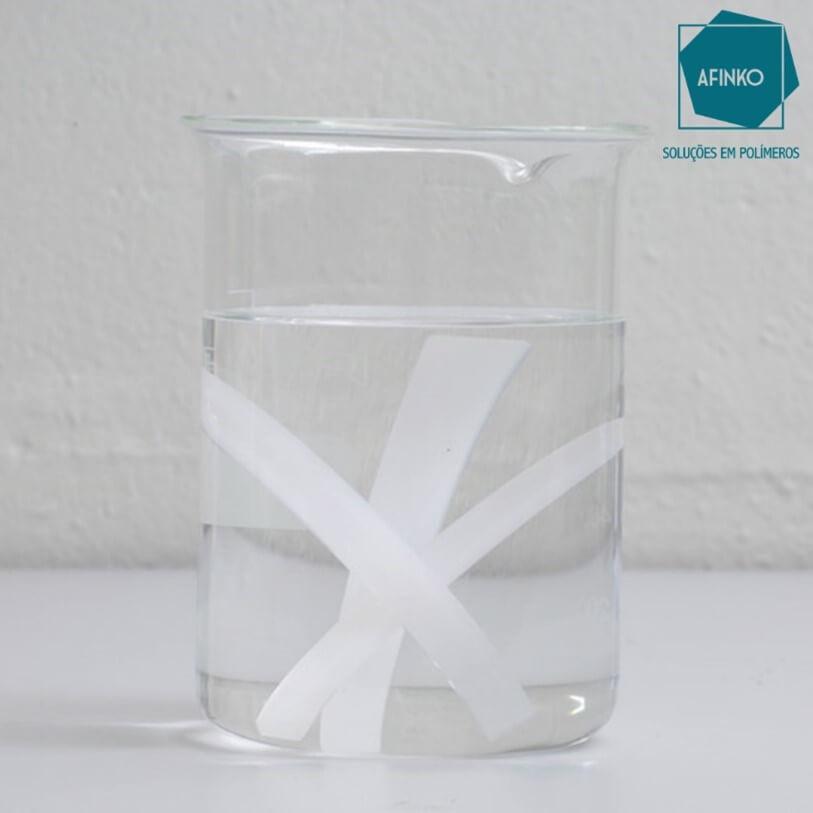 Ensaio de Absorção de Água