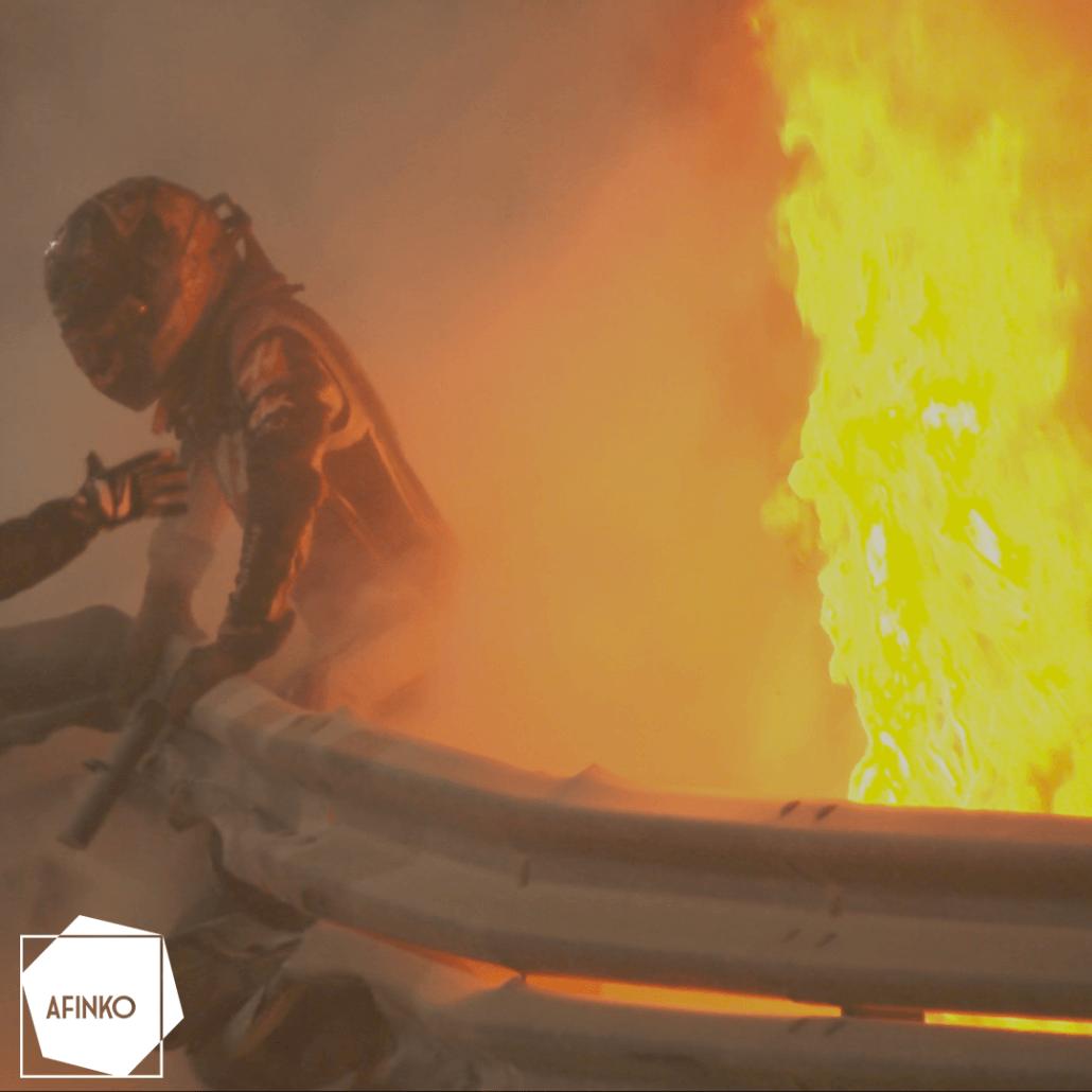 Como o ensaio de flamabilidade pode salvar vidas?