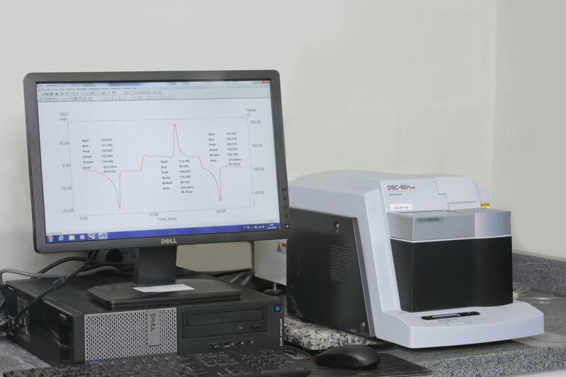 Ensaios Térmicos calorimetria exploratória diferencial dsc