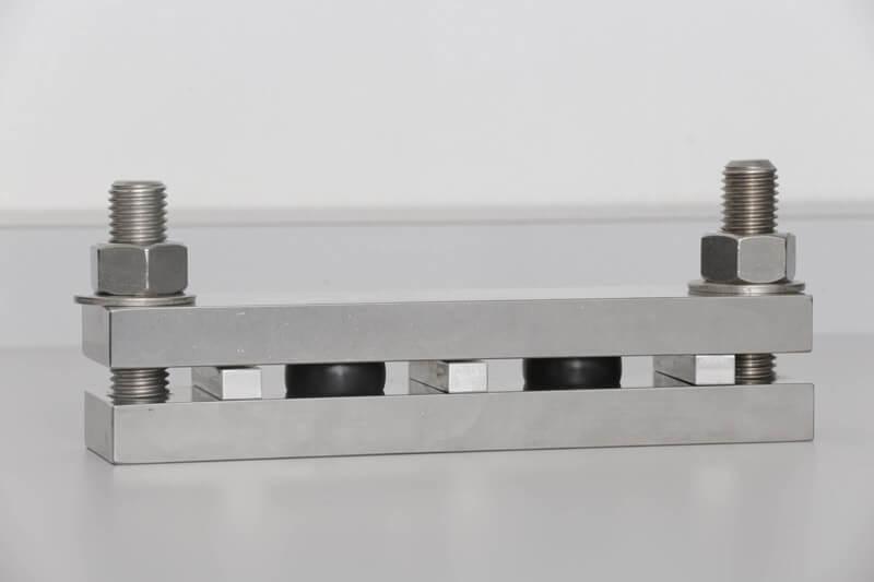 Ensaios Mecânicos ensaio de compression set