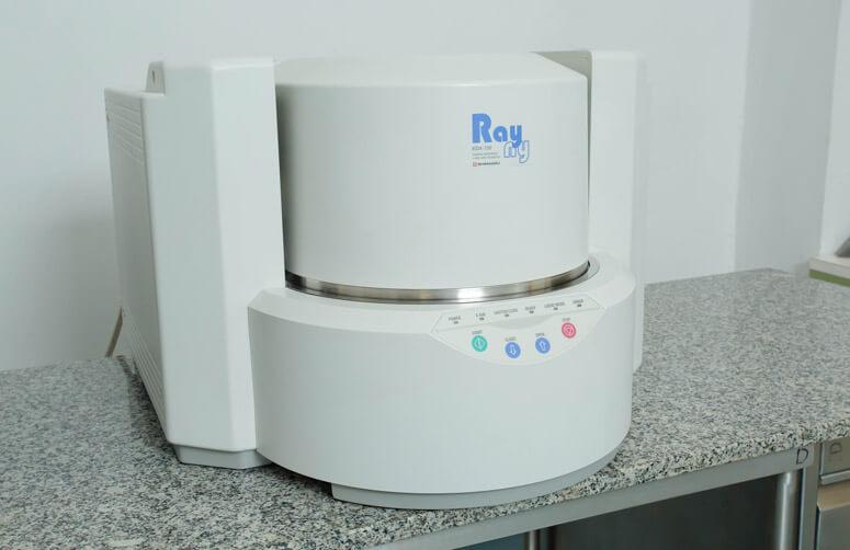 Ensaios Químicos ensaio de fluorescência de raios-x-frx