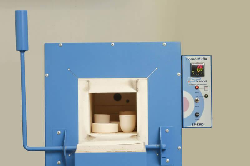 Ensaios físicos ensaio de teor de carga