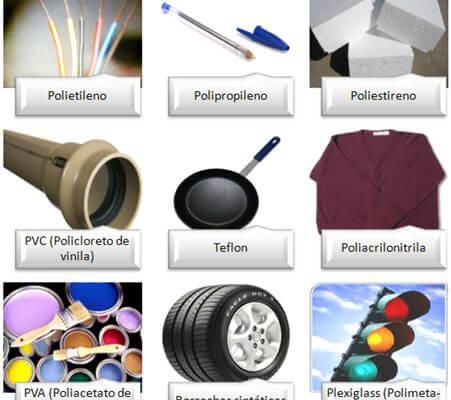Polímero - imagem-o-que-sao-polimeros
