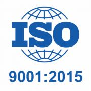 Imagem logo ISO 9001