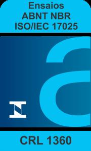 Afinko Polímeros acreditado pela Cgcre para Ensaios ABNT NBR ISO/IEC 17025 sob número CRL 1360.