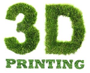 Impressão 3D Sustentável