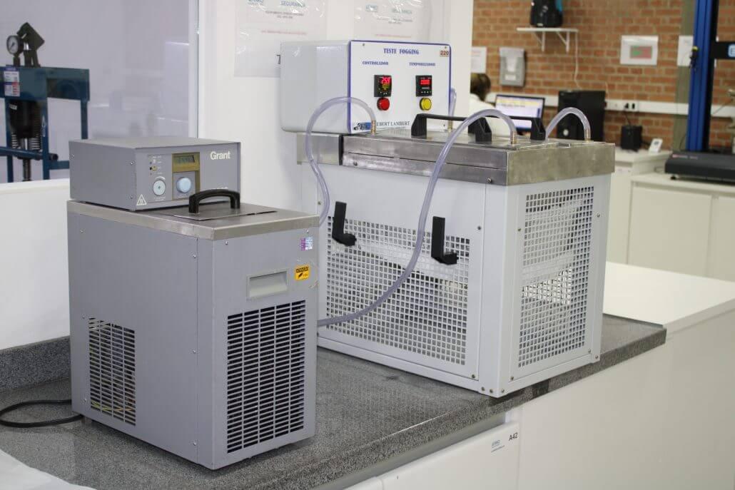 Equipamento Fogging da Afinko Soluções em Polímeros