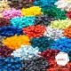 Masterbatches utilizados para aditivação de polímeros (coloração)