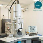 Microscópio Eletrônico de Transmissão (MET)